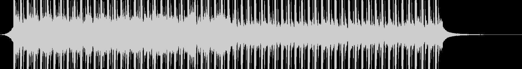 Tropical Moombahton 1の未再生の波形