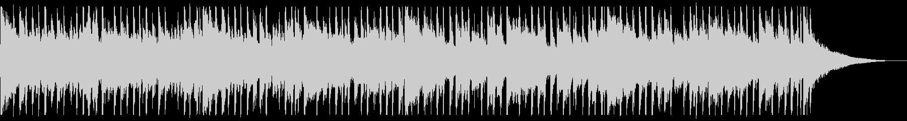 爽やかなカフェBGM_No686_5の未再生の波形