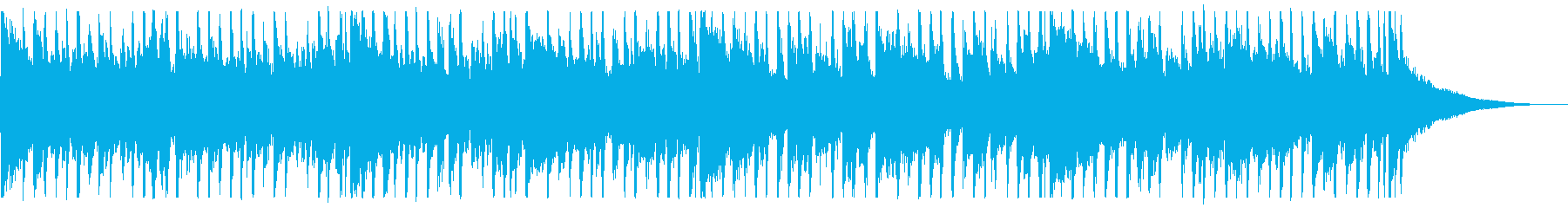 爽やかなカフェBGM_No686_5の再生済みの波形
