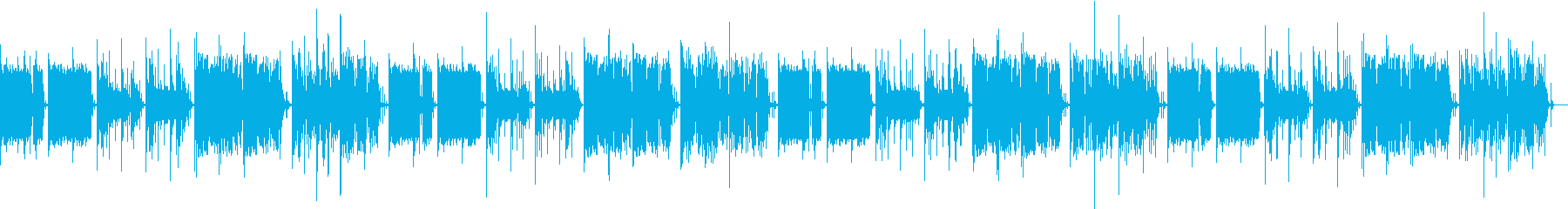 Youtube 作業bgmの再生済みの波形