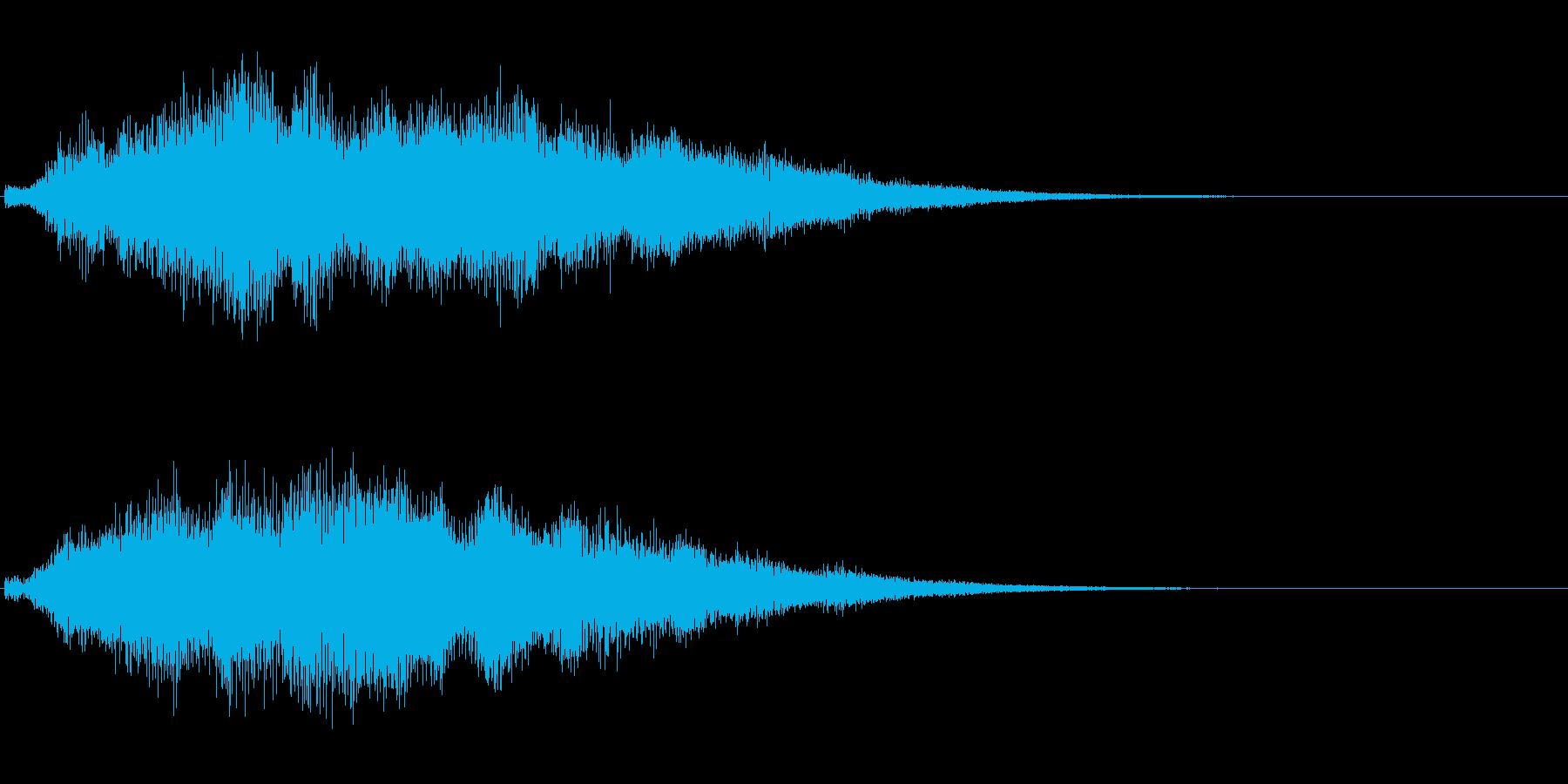 Dark_Attack-22の再生済みの波形