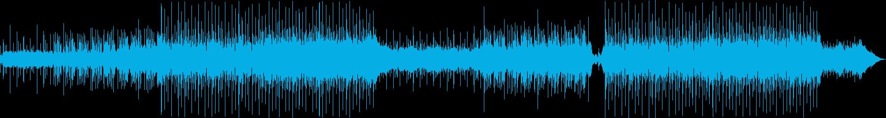 動画 感情的 静か エスニック 期...の再生済みの波形