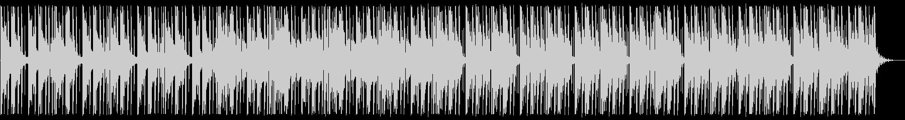 寂しい/ピアノ/R&B_No489_2の未再生の波形