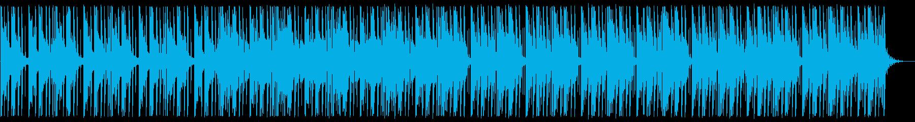 寂しい/ピアノ/R&B_No489_2の再生済みの波形