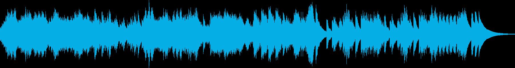 交響曲第40番より モーツアルトの再生済みの波形