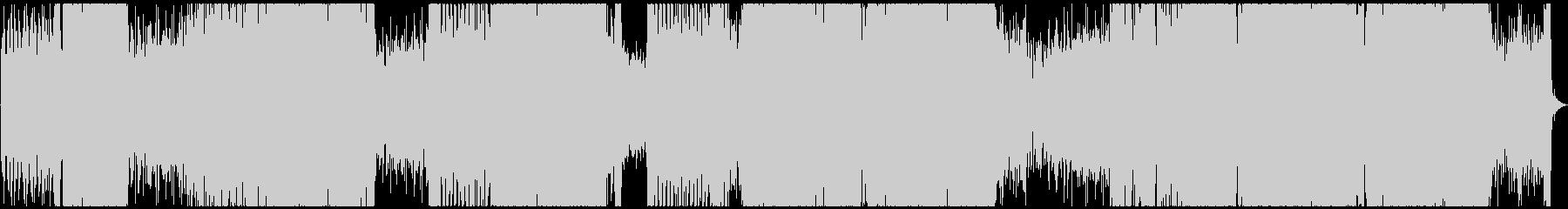 Aviciiを彷彿させるADMサウンドの未再生の波形