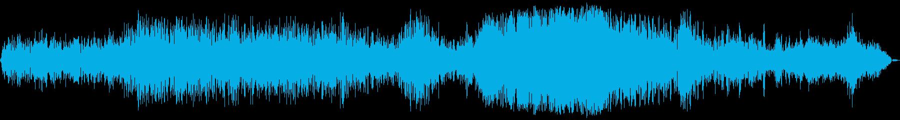 【ホラー】 接近 02 鬼気迫るの再生済みの波形