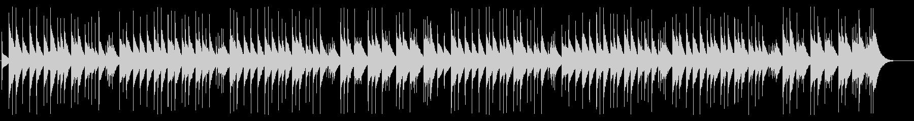 金平糖の精の踊り(オルゴールver)の未再生の波形