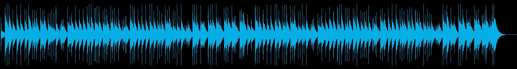 金平糖の精の踊り(オルゴールver)の再生済みの波形