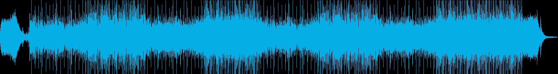 代替案 ポップ ロック 現代的 交...の再生済みの波形
