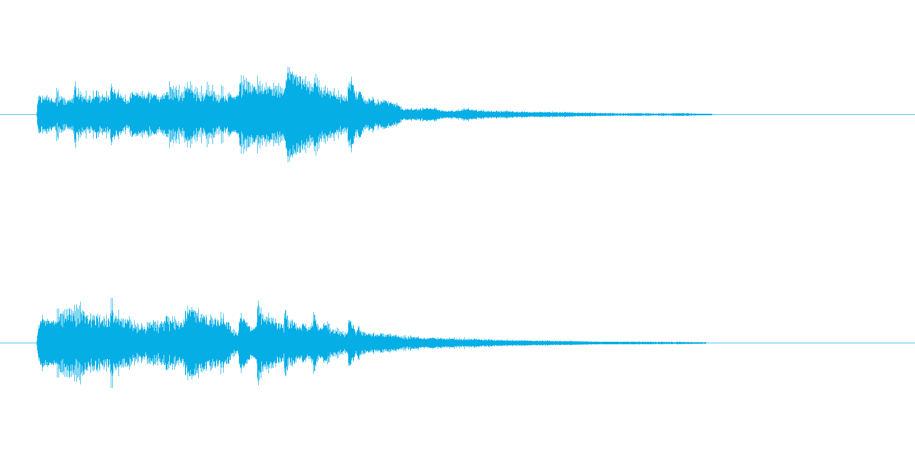 ジングル:TECH系・IT系08の再生済みの波形