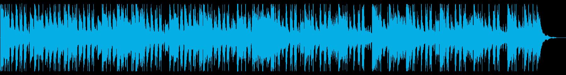 シティポップトラック_No623_4の再生済みの波形