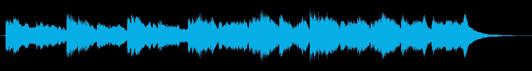 現代の交響曲 あたたかい 幸せ ロ...の再生済みの波形