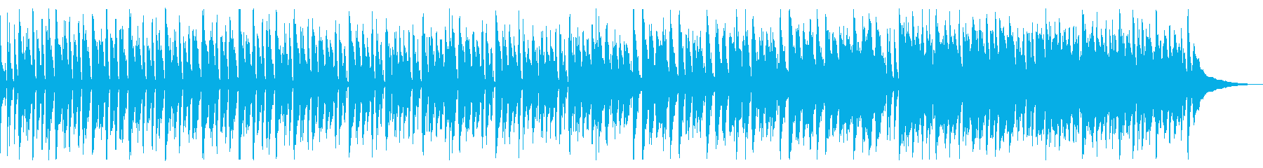 ノリノリなディスコ_2の再生済みの波形