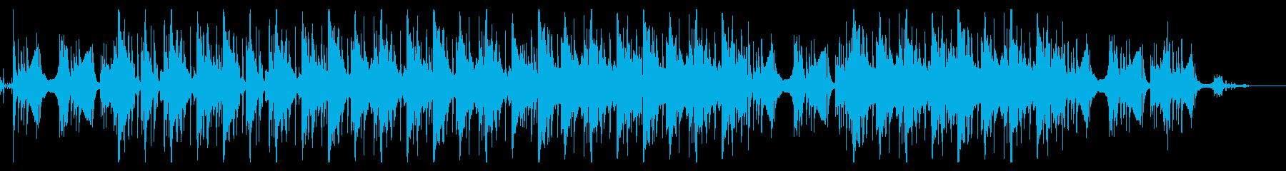 lofiなBGM vlogなどにの再生済みの波形