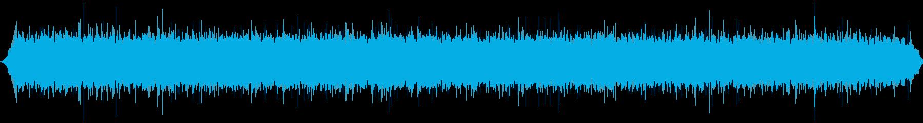 マウンテンストリーム:ヘビーフロー...の再生済みの波形