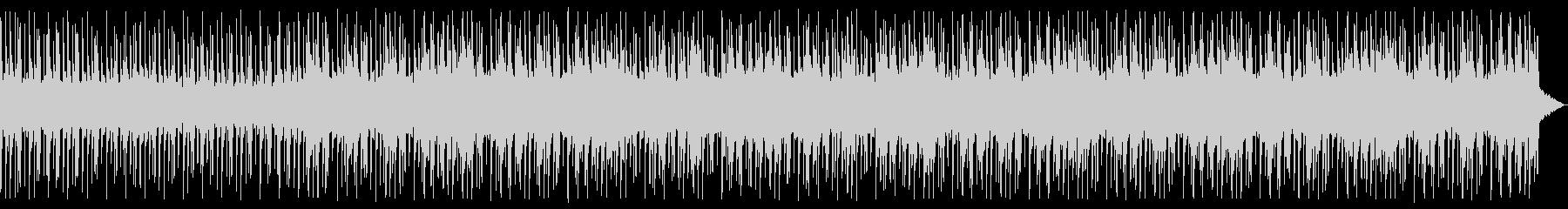 怪しいR&B_No676_1の未再生の波形