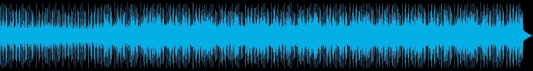 怪しいR&B_No676_1の再生済みの波形