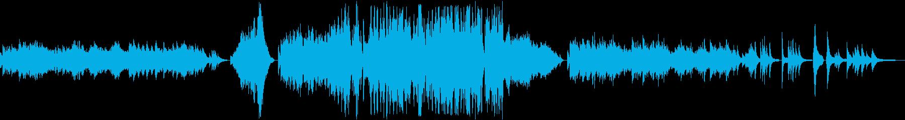 愛の夢 第3番/リスト【ピアノソロ】の再生済みの波形