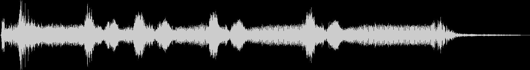スクールバス:Int:スタート、R...の未再生の波形