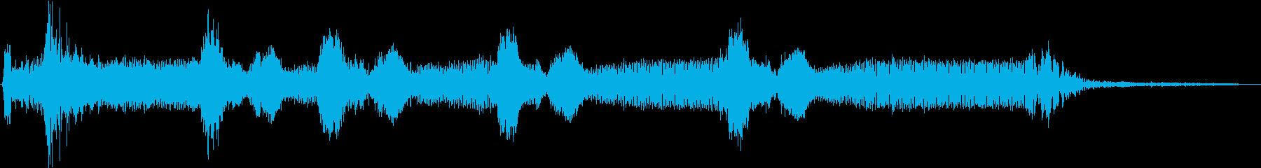 スクールバス:Int:スタート、R...の再生済みの波形