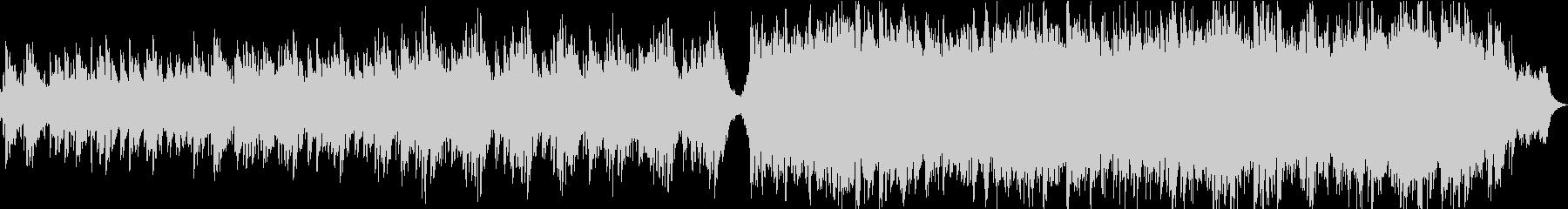 Background Pianoの未再生の波形