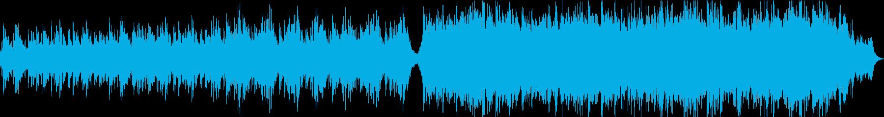 Background Pianoの再生済みの波形