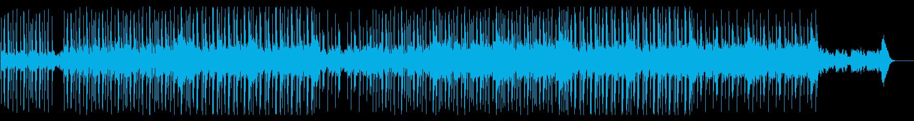 HIPHOPトラック/和風/JAPANの再生済みの波形
