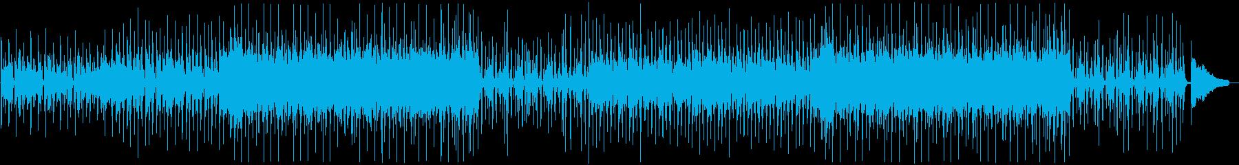 CM用8、楽しい口笛&ウクレレ・ロックAの再生済みの波形