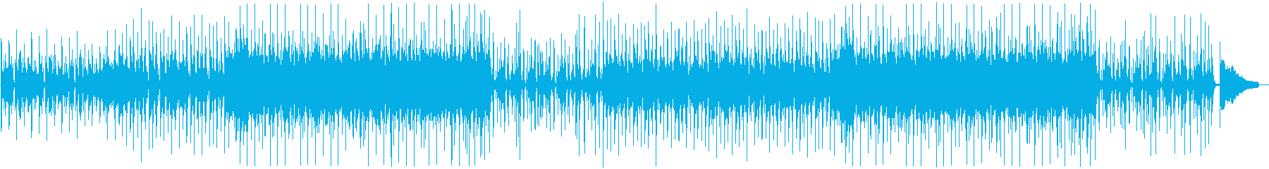 CM用8A、楽しい口笛&ウクレレ・ロックの再生済みの波形