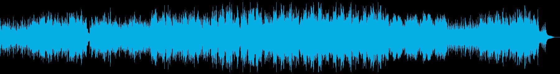 ゆったり感動的なシネマティックシンフォ。の再生済みの波形