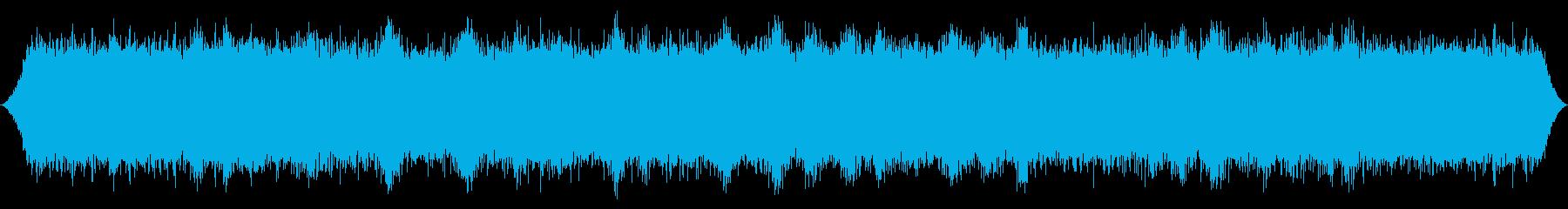 ヘビーウィンド:コンスタントブラス...の再生済みの波形