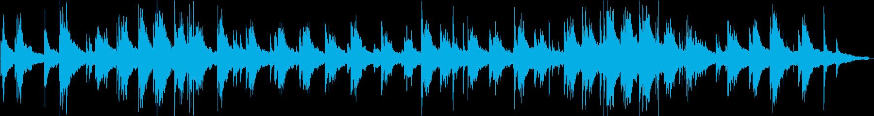 ヒーリングピアノ組曲 ただよう 9の再生済みの波形