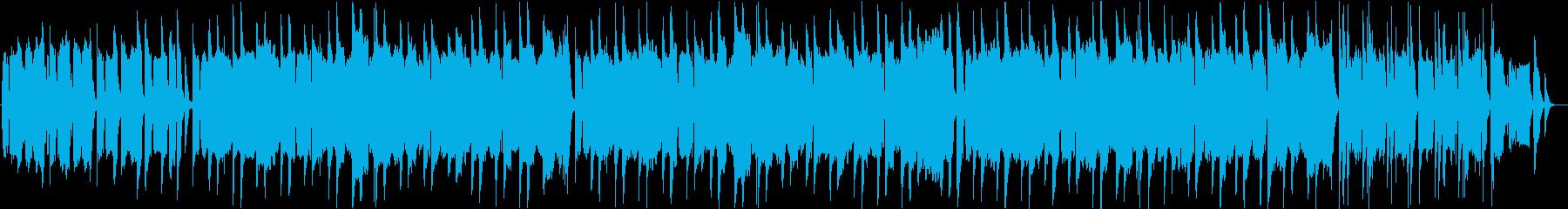 アメイジンググレイス/のんびりクリスマスの再生済みの波形