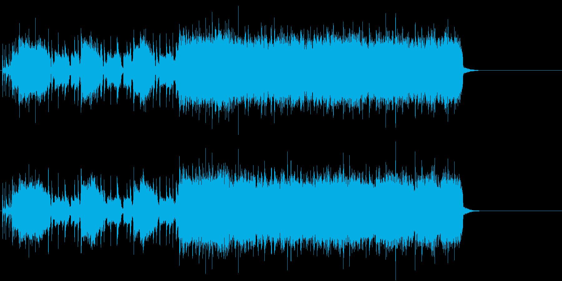 駆け抜けるハード・ロック(イントロ~…)の再生済みの波形