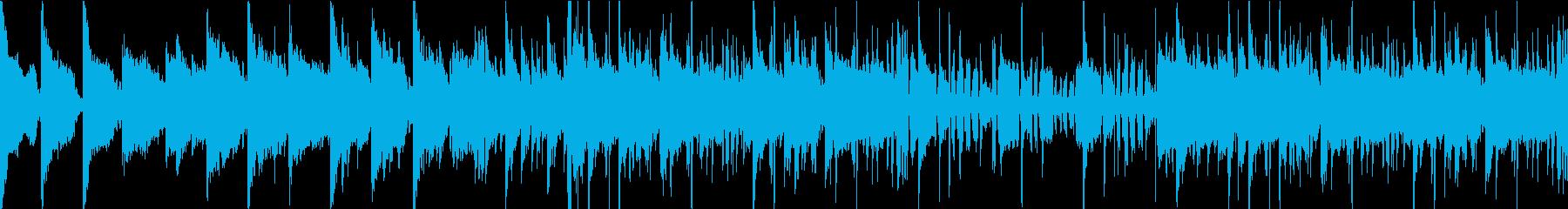 海とギター lo-fi beatsの再生済みの波形