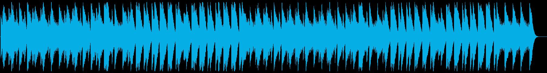 アメイジング・グレイス  オルゴールの再生済みの波形