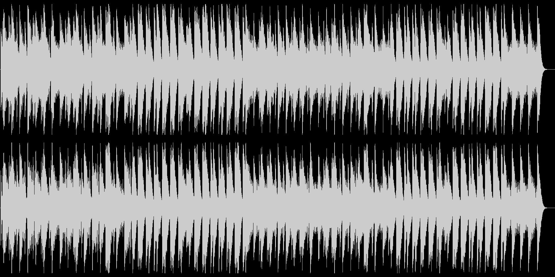 アメイジング・グレイス  オルゴールの未再生の波形