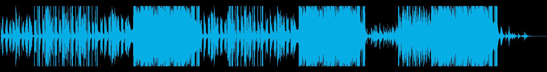 海岸 チルアウト R&B の再生済みの波形