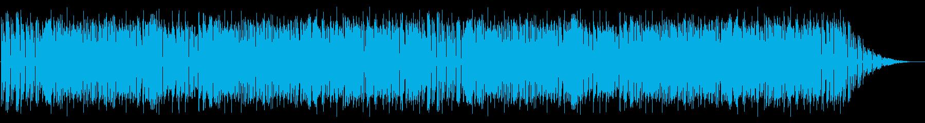 NES アクションC03-1(ステージ1の再生済みの波形