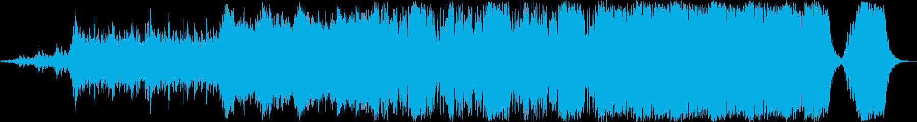 現代的 交響曲 プログレッシブ バ...の再生済みの波形