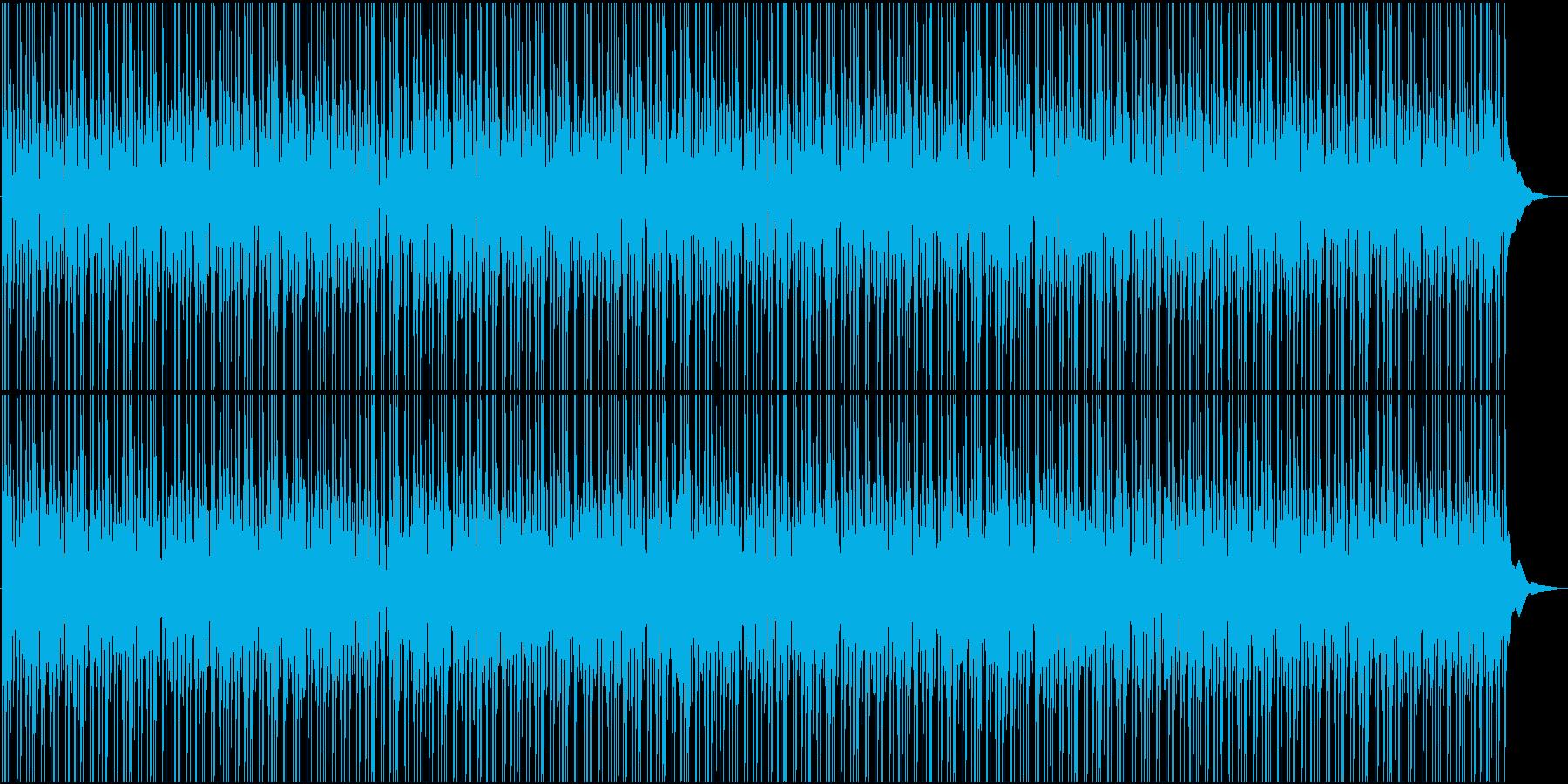 秋・おしゃれで軽快なチルローファイの再生済みの波形