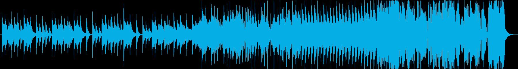 ダブステップ 実験的 ファンタジー...の再生済みの波形