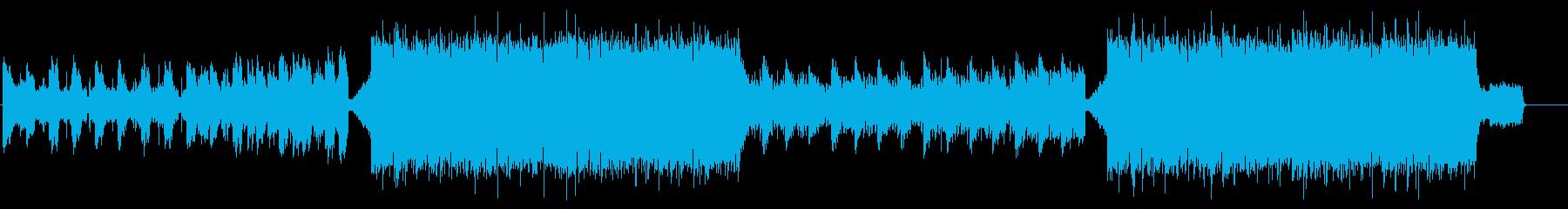 企業VPやCM Future Bassの再生済みの波形