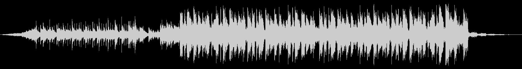 夏 海 ハウス 声ネタ無し30秒版の未再生の波形