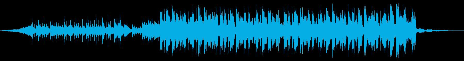 夏 海 ハウス 声ネタ無し30秒版の再生済みの波形