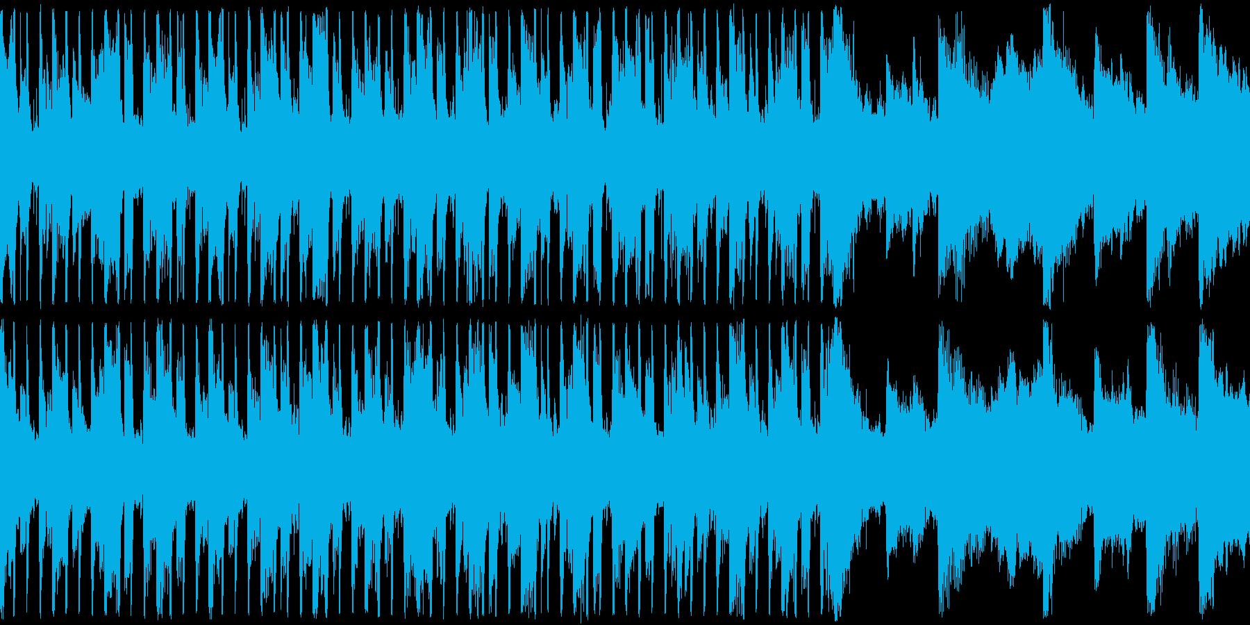 インスピレーションを与えるプロモー...の再生済みの波形