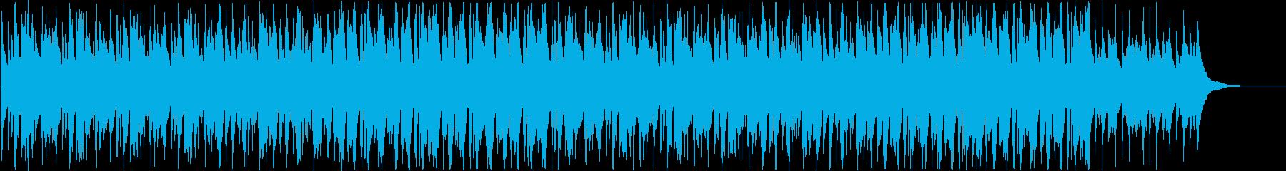 穏やかで日常的なアコースティックポップの再生済みの波形