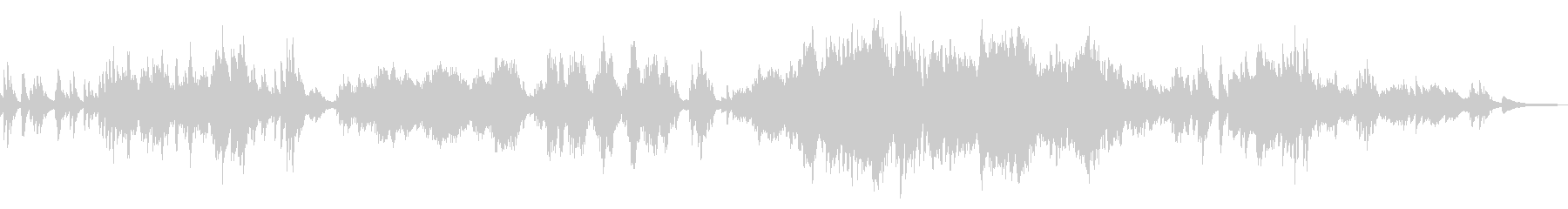 センチメンタル/冷たい和風ピアノソロ26の未再生の波形