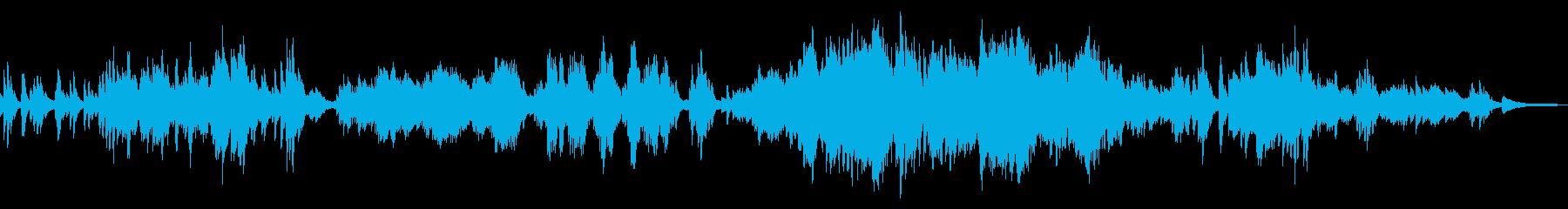センチメンタル/冷たい和風ピアノソロ26の再生済みの波形